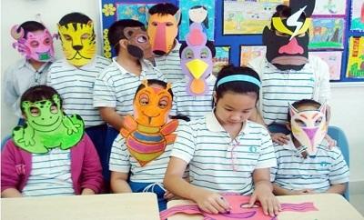 Trẻ học sáng tạo ở trường Tiểu học  - 2