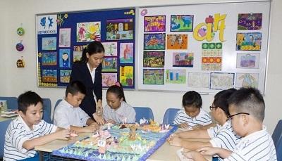 Trẻ học sáng tạo ở trường Tiểu học  - 3