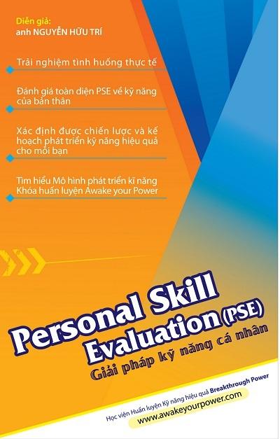 Chương trình Personal Skill Evaluation (PSE) - Giải pháp kỹ năng cá nhân - 1