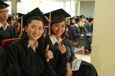 250 sinh viên Việt Nam được Houston Community Collage cấp bằng - 1
