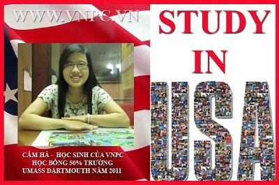 Du học Mỹ - Nhiều suất học bổng cao cho đợt nhập học tháng 9/2011 và tháng 1/2012 - 1