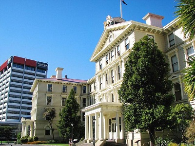Hội thảo: Đại học Victoria Wellington, New Zealand - 1