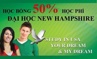 Hội thảo du học Mỹ: Đại học New Hampshire - Nhiều học bổng cho đợt nhập học tháng 9/2011 - 1
