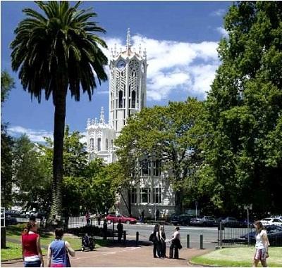 Hội thảo du học: Auckland University và các trường Đại học hàng đầu New Zealand - 1