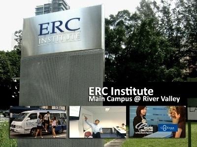 Du học Singapore 2011 với Học viện ERC và trải nghiệm môi trường làm việc tại Mỹ! - 1