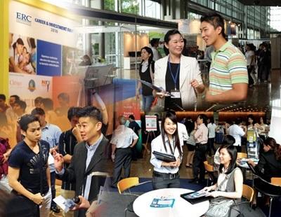 Du học Singapore 2011 với Học viện ERC và trải nghiệm môi trường làm việc tại Mỹ! - 2