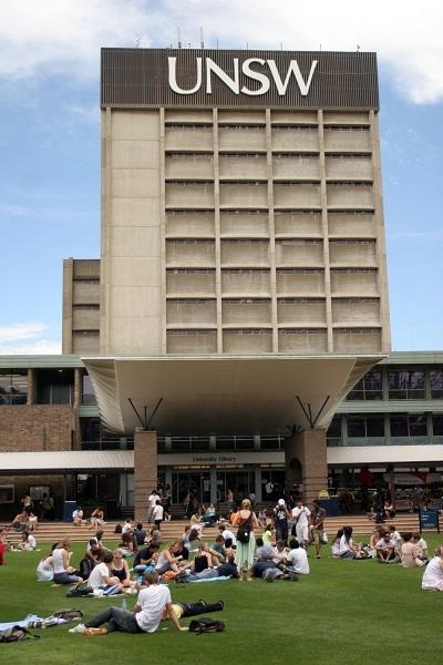 Du học Úc tại đại học New South Wales (UNSW) - 1