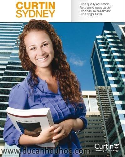 Hội thảo: Curtin University - Sydney: Điểm đến của sinh viên ngành Kinh doanh - Tài chính - Ngân hàng và các cơ hội học bổng - 1