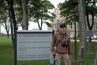 Đại học St. Andrews: Giấc mơ của hàng triệu sinh viên toàn cầu - 2