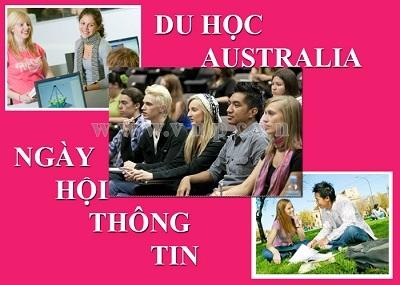 Ngày hội thông tin du học Australia: Nhận ngay 1 coupon học bổng tiếng Anh - 1