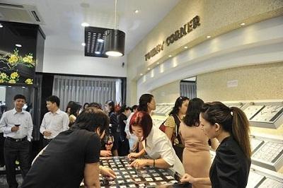 DOJI khai trương trung tâm trang sức lớn tại 56 Tràng Tiền, Hà Nội - 2