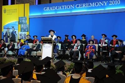 Hội thảo Đại học công lập JCU - Singapore - 2