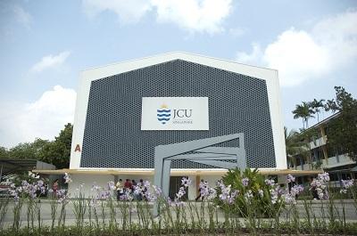 Hội thảo Đại học công lập JCU - Singapore - 3