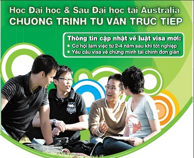 Chương trình tư vấn trực tiếp của IDP giáo dục đại học và sau đại học tại Australia - 1