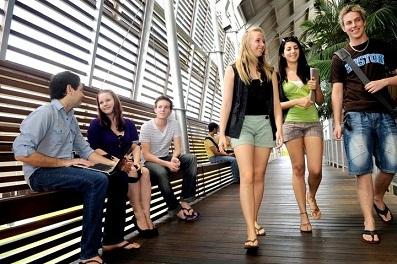 Trường Đại học Sunshine Coast - bang Queensland, Úc. - 2