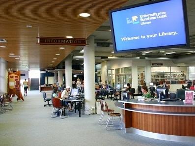 Trường Đại học Sunshine Coast - bang Queensland, Úc. - 4