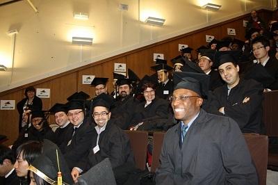 Chương trình học thạc sỹ bằng tiếng Anh tại Paris - Pháp - 1