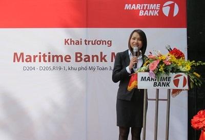 Đột phá cùng dịch vụ VIP tại Maritime Bank Mỹ Toàn - 1