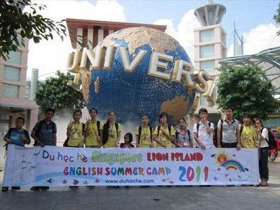 Du học hè Singapore Lion Island - Những trải nghiệm thú vị - 1