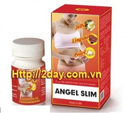 Điều trị thừa cân lâu năm bằng công thức ANGEL SLIM