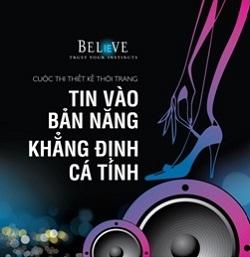 """Tỏa sáng cùng cuộc thi """"Belve - Tin vào bản năng, khẳng định cá tính 2012"""""""
