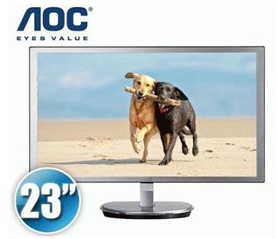 Chiêm ngưỡng thiết kế và công nghệ màn hình của AOC - 2