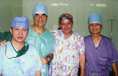 Cắt xương hàm chữa móm (hô) tại thẩm mỹ Úc Châu
