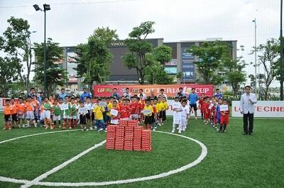 Giải bóng đá Lotteria Cup 2012