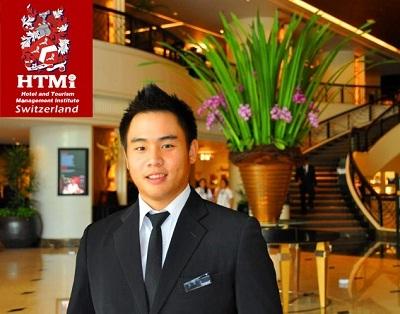 Sinh viên HTMi thực tập tại Khách sạn 5 sao