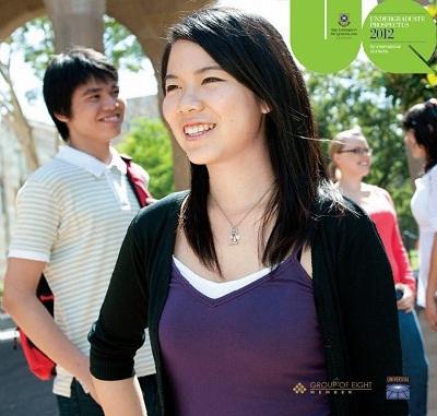 3. Đại học Queensland