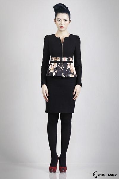 Cùng chiêm ngắm nhìn những thiết kế vest của mùa thu đông năm nay tại đây: