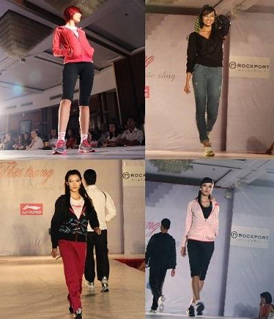 Li Ning giới thiệu BST thời trang Thu 2012