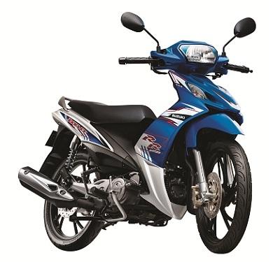 Suzuki chính thức ra mắt AXELO 125 xe tay côn thể thao