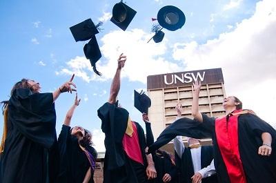 Học bổng dự bị ĐH New South Wales - Cơ hội lớn mở cánh cửa tri thức