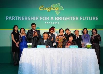 DHG bán Eugica cho một tập đoàn dược phẩm Thái Lan