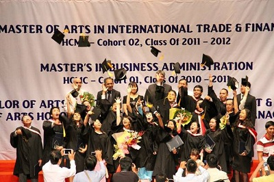 Ước mơ được nhận bằng tốt nghiệp của các trường đại học danh tiếng không của riêng ai.