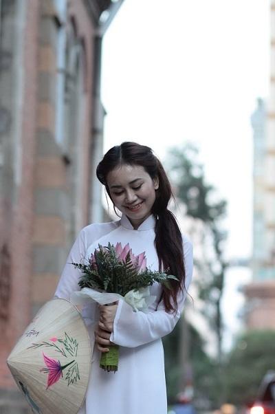 Điều gì thúc đẩy chị tham dự cuộc thi Hoa Hậu Phu Nhân Thế Giới Người Việt 2013 tại Canada?