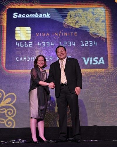 Thẻ tín dụng Sacombank Visa Infinite: Vượt mọi giới hạn