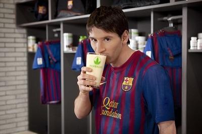 Với dinh dưỡng khoa học, giới hạn của Messi không tồn tại