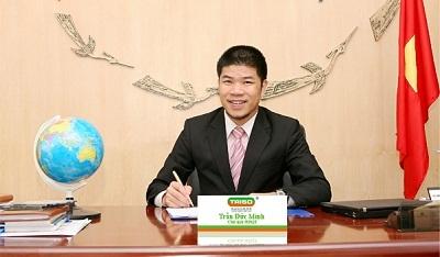 Chủ tịch TRISO Group Trần Đức Minh.