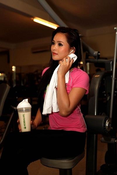Bổ sung dinh dưỡng khoa học mang lại một cơ thể khỏe mạnh.