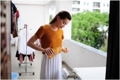 """Hồ Ngọc Hà: """"Bạn có muốn một tủ quần áo kỳ diệu?"""""""