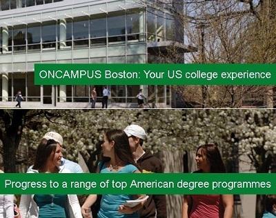 Học bổng đại học tại Boston Massachusetts, Mỹ