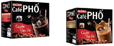 FES Việt Nam ra mắt sản phẩm Café Phố mới
