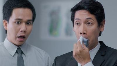 Biểu hiện dễ nhận thấy của viêm mũi dị ứng