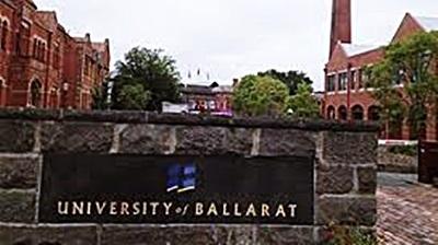 Gặp gỡ đại diện trường đại học Ballarat
