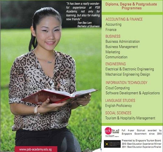 Bạn Trần Bảo Lâm – Sinh viên Học viện PSB