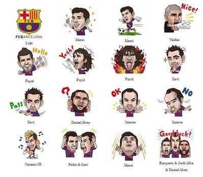 Barcelona và Real Madrid đọ sức trên Ứng dụng di động