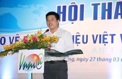 Ông Phạm Tuấn Anh - Giám đốc Trung tâm dịch vụ Trực tuyến (Netnam), chi nhánh TP Hồ Chí Minh