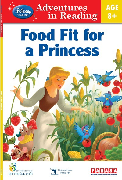 Sách tiếng Anh của NXB Walt Disney